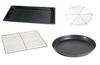 Grilles et plaques de cuisson
