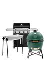 Barbecue et cuisine d'extérieur