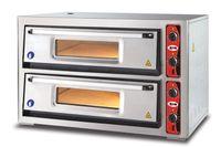 Pizzaofen CLASSIC PF9292DE mit 2 Backkammern für 9+9 x Ø 30 cm Pizzen
