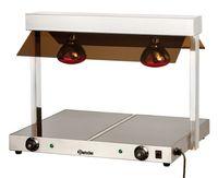 Bartscher Pont thermique IR 2 lampes