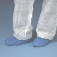 Papstar 100 Überschuhe, CPE 15 cm x 7 cm x 41 cm blau