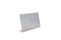 Spuckschutz aus Acryl 75 x 18 cm, H:48 cm