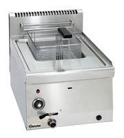 Bartscher Gas-Fritteuse 600 Imbiss 8L - Tischgerät