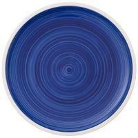 Villeroy & Boch Artesano Atlantic Blue Coupeteller flach 290 mm