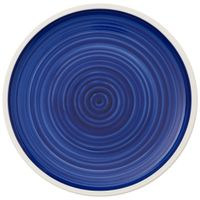 Villeroy & Boch Artesano Atlantic Blue Coupeteller flach 240 mm