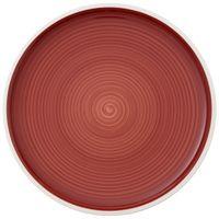 Assiette plate Villeroy & Boch Artesano Red Sea, 290 mm