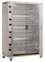 Hähnchengrill ECO 16 - mit Erdgas - Auslaufmodell