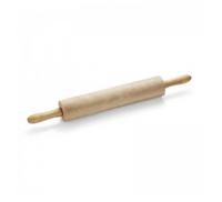 Holz-Teigrolle / Nudleholz, Länge: 33 cm, mit Kugellager