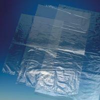Papstar 50 Gefrierbeutel, LDPE 60 l 90 cm x 50 cm transparent
