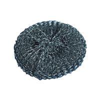 Éponge métallique Papstar, fil de fer Ø 10 cm x hauteur : 3 cm