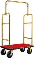Gepäck-/ Transportwagen Profi 1100 x 620 x 1750 - Gold Rot