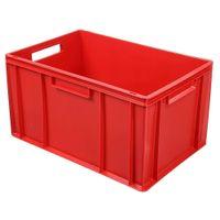Euro-Stapelbehälter 600x400 mm, rot -  320 mm