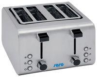 Toaster SARO für 4 Scheiben