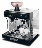 Expobar Espressomaschine Office Pulser mit 1 Brühgruppe mit Kaffeemühle