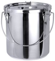 Transporteimer mit Deckel - 15 Liter