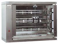 Vertikaler Hähnchengrill ECO 3 - elektronisch
