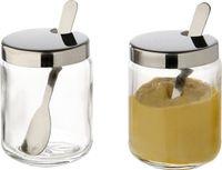 Lot de pot à moutarde 40415