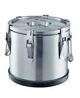 Thermobehälter Chromnickelstahl - 6 Liter