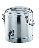 Conteneur de boissons thermique avec robinet - 31 litres
