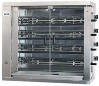 Vertikaler Hähnchengrill ECO 4 - elektronisch