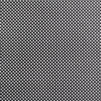 Tischset - schwarz, weiß