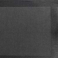 Tischset - schwarz
