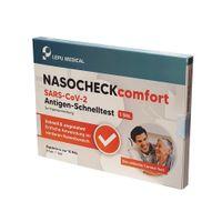 LEPU MEDICAL Nasaler COVID-19 Antigen-Schnelltest für Laien