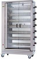 Vertikaler Hähnchengrill ECO 7 - elektronisch