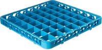 Gläserkorb-Aufsatz ECO 500x500 49 Fächer
