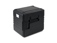 Rieber Thermobox 52 Liter Frontlader, schwarz