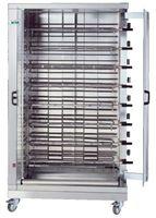 Vertikaler Hähnchengrill ECO 8 - elektronisch