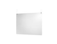 Suspension de plafond hygiénique 750x30 APS