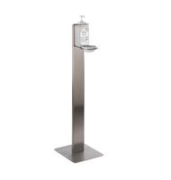 Stands de désinfection APS avec distributeur à pompe EASY