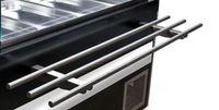 Frontablage klappbar für Gastroline Theke 2000mm Breite