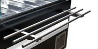 Frontablage klappbar für Gastroline Theke 2500mm Breite