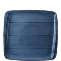 Bonna Premium Porcelain Aura Dusk Moove Platte 22 x 20 cm, blau