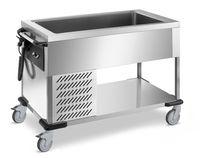 Chariot réfrigérant PROFI ART 2x GN 1/1