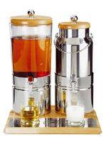 APS Saft- u. Milchdispenser  42 x 35 cm, H: 52 cm