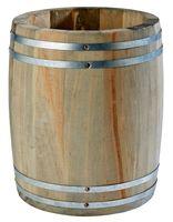 APS Besteckbehälter -Holzfass- Ø 11,5 cm, H: 14 cm