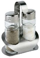 APS Pfeffer-/Salz-Menage -Pro- 8,5 x 5,7 cm, H: 11,5 cm