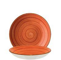 BONNA  Terracotta Bloom Teller tief 23cm