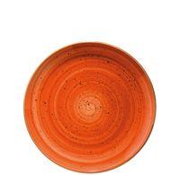 BONNA  Terracotta Gourmet Teller flach 25cm
