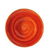 BONNA  Terracotta Gourmet Teller tief 27cm