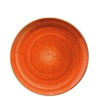 BONNA  Terracotta Gourmet Teller flach 27cm