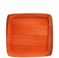 BONNA  Terracotta Moove Platte 27 x 25cm