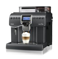 Saeco Aulika Focus One Touch Cappuccino anthrazit mit Wassertank
