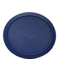 Euro Deckel blau 12,8 cm (+90°C)