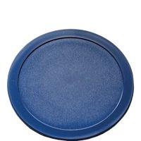 Euro Deckel blau 12,8 cm (+160°C)