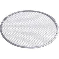 Pizza Screen/Gitter aus Aluminium- Streckgewebe, Durchmesser: 28 cm