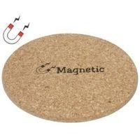 Dessous de plat en liège, 22cm, fait de granulés de liège naturel léger, diamètre de 22cm
